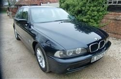 2002 E39 525 L/Ed Auto- Barons Sandown Pk Tuesday 30th April 2019 For Sale by Auction