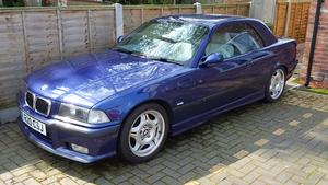 1997 BMW E36 328i Auto Individual Conv w/ Hardtop For Sale