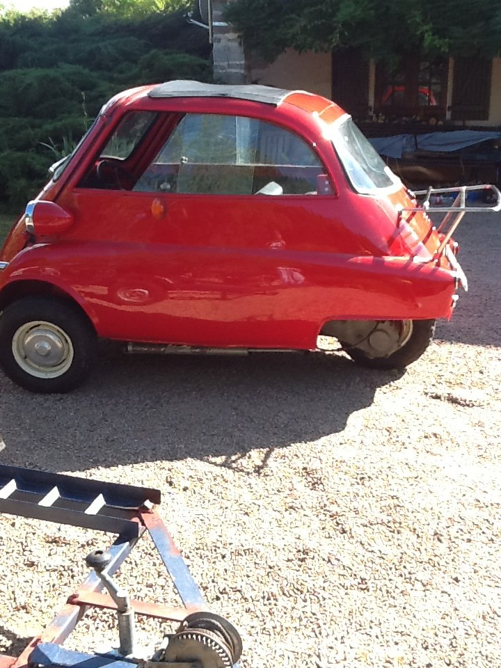 1958 BMW Isetta for sale For Sale (picture 1 of 4)