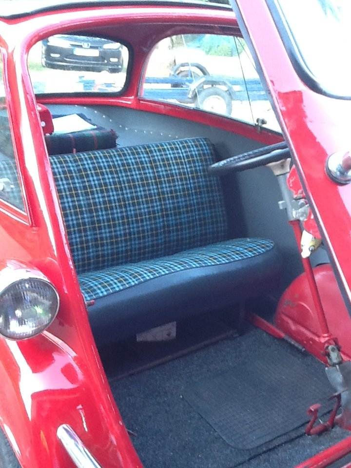 1958 BMW Isetta for sale For Sale (picture 4 of 4)