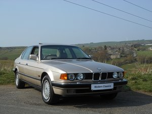1993 BMW E32 730i SE Auto 79,000 Miles  For Sale