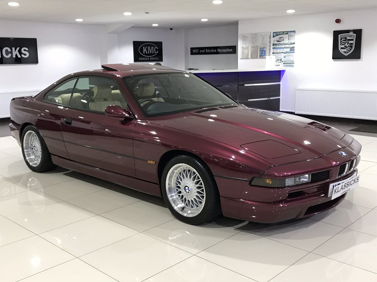 1999 V BMW 840 CI SPORT AUTOMATIC INDIVIDUAL - 27K MILES For Sale (picture 2 of 6)