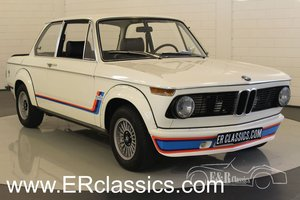 BMW 2002 Turbo Look 1974 Matching numbers For Sale