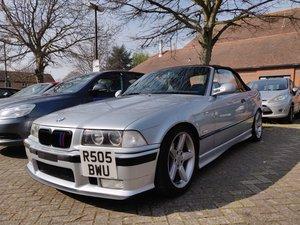 1997 BMW E36 328i Manual