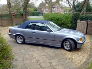 1997 BMW 328i Cabriolet For Sale by Auction