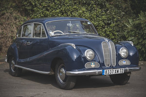 1956 BMW 501 V8 - Very Rare & Amazing Cond'n - on The Market For Sale by Auction