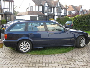 1995 BMW Touring SE Manual For Sale