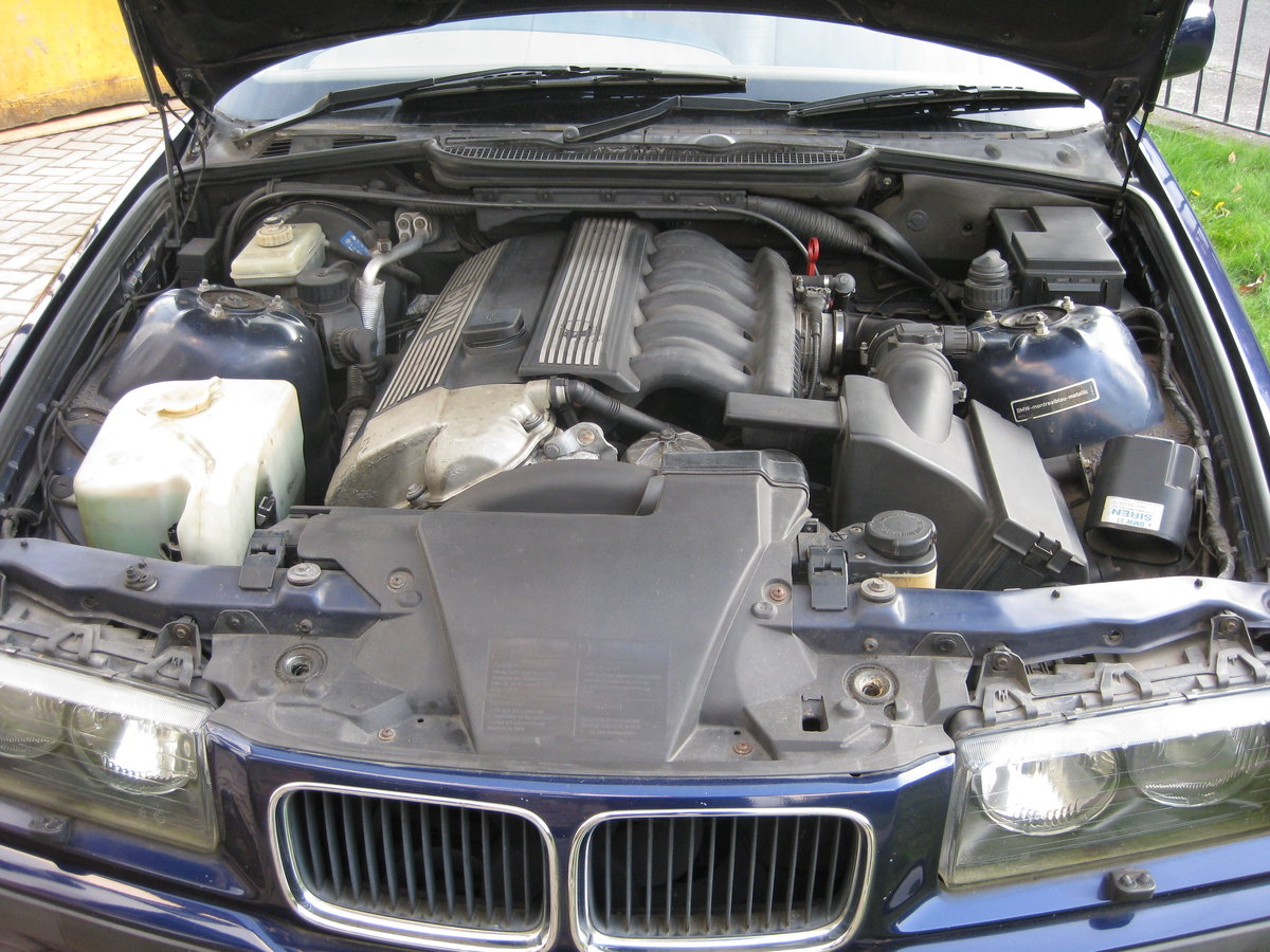 1995 BMW Touring SE Manual SOLD (picture 6 of 6)