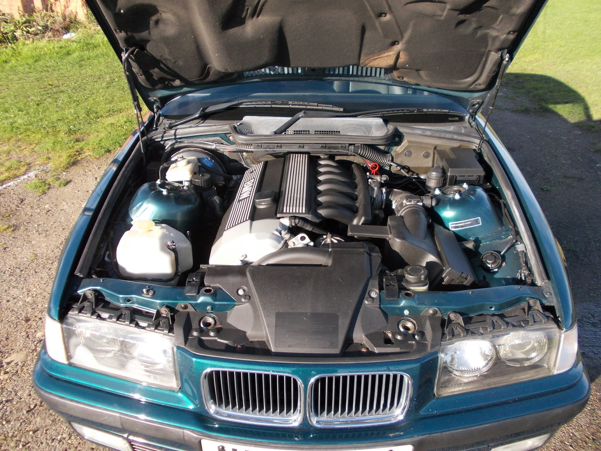 1995 BMW E36 2.8 Manual  For Sale (picture 3 of 6)