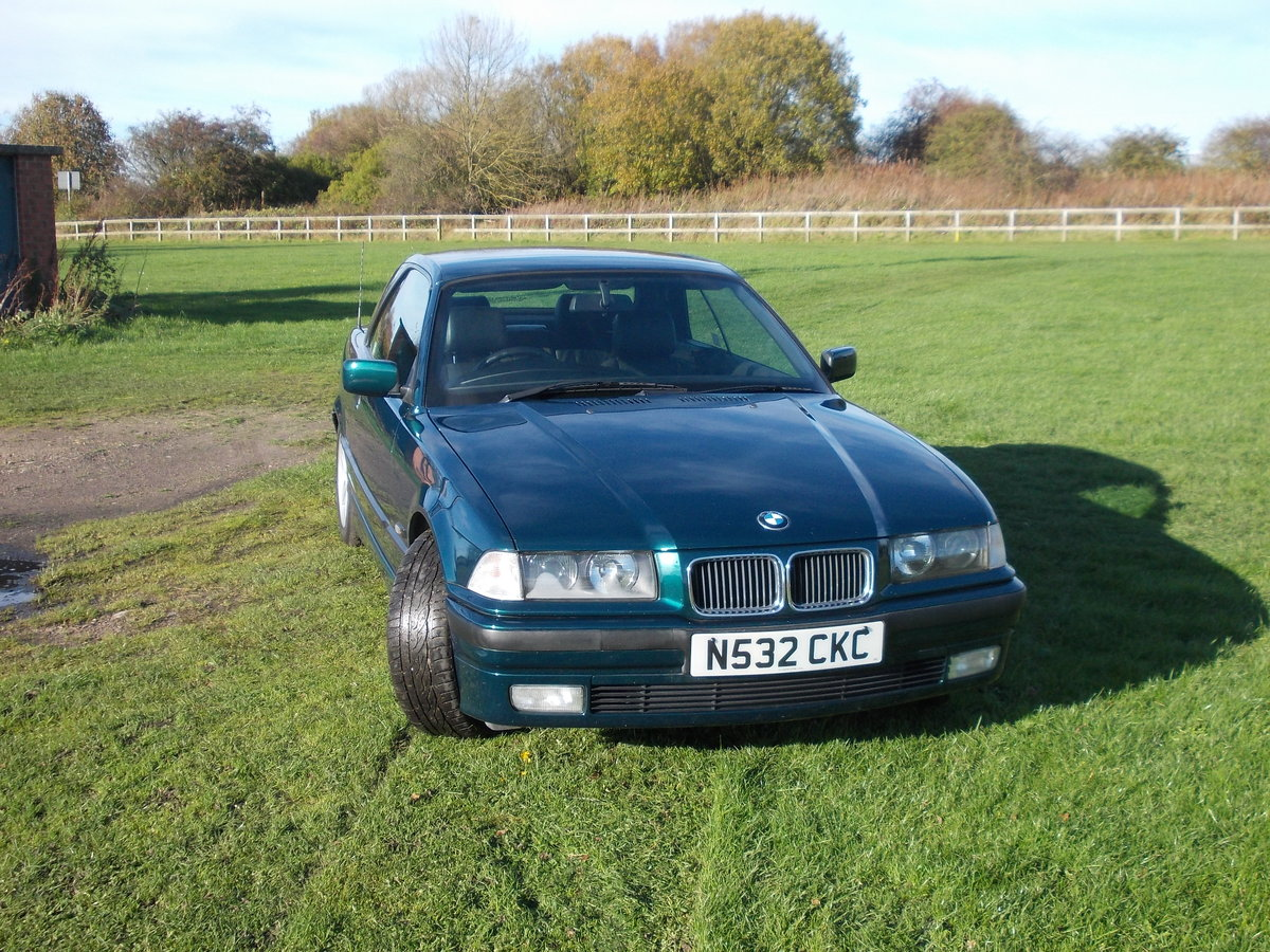 1995 BMW E36 2.8 Manual  For Sale (picture 6 of 6)