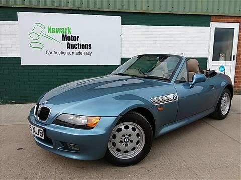 1999 Well Cared Fro Z3 Auto For Sale By Auction Car And Classic