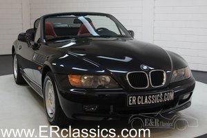 BMW Z3 Roadster 1997 only 12,775 km For Sale
