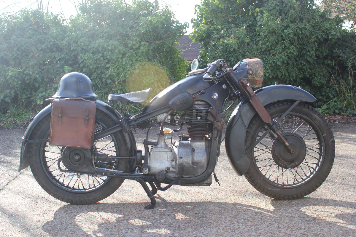 1940 BMW R35 WERMACHT For Sale (picture 1 of 4)