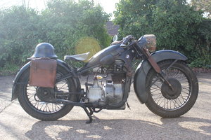 1940 BMW R35 WERMACHT For Sale