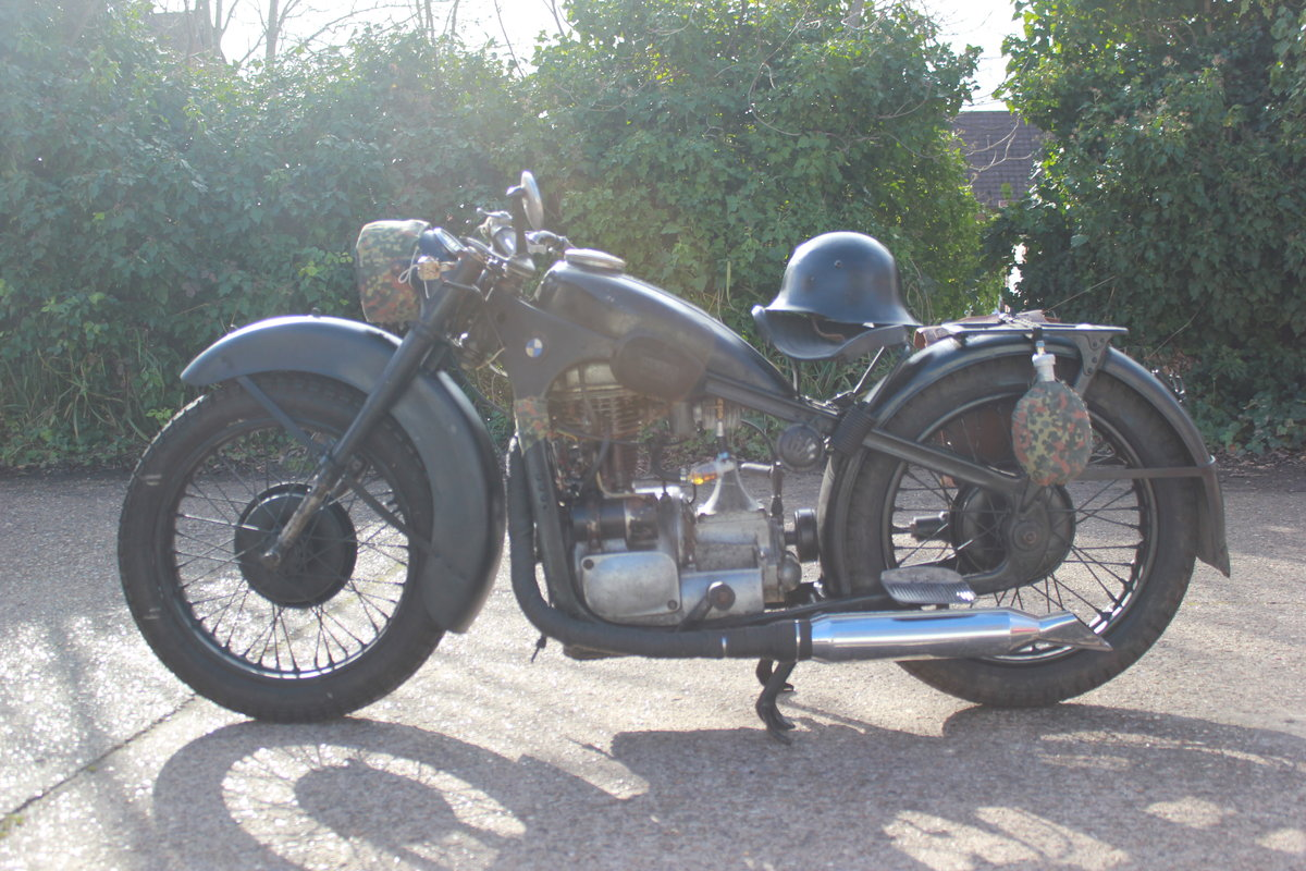1940 BMW R35 WERMACHT For Sale (picture 2 of 4)