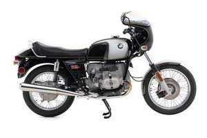1974 BMW R90S  = only 3k miles Clean Restored Silver $19.5k For Sale