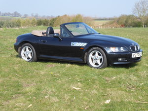 1997 BMW Z3 1.9 One Lady owner 19 Years FSH Superb For Sale