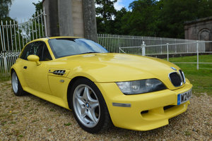 1999 Bmw Z3M Coupe - Dakar Yellow For Sale