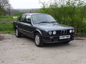 1990 BMW 318i - Just 54,070 miles For Sale