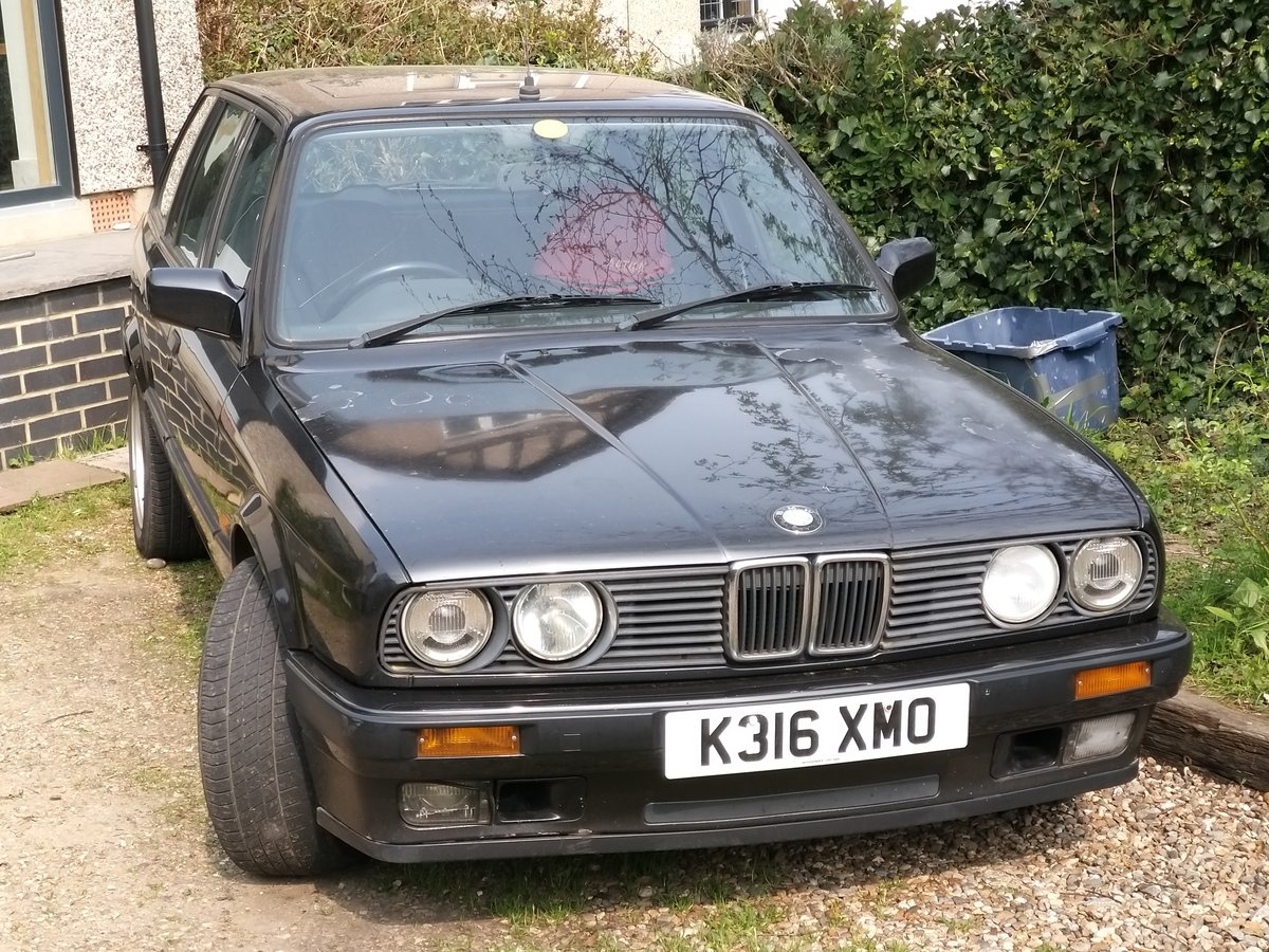 1993 E30 316i Touring Lux SOLD (picture 3 of 4)