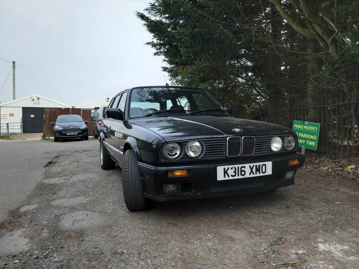 1993 E30 316i Touring Lux SOLD (picture 4 of 4)