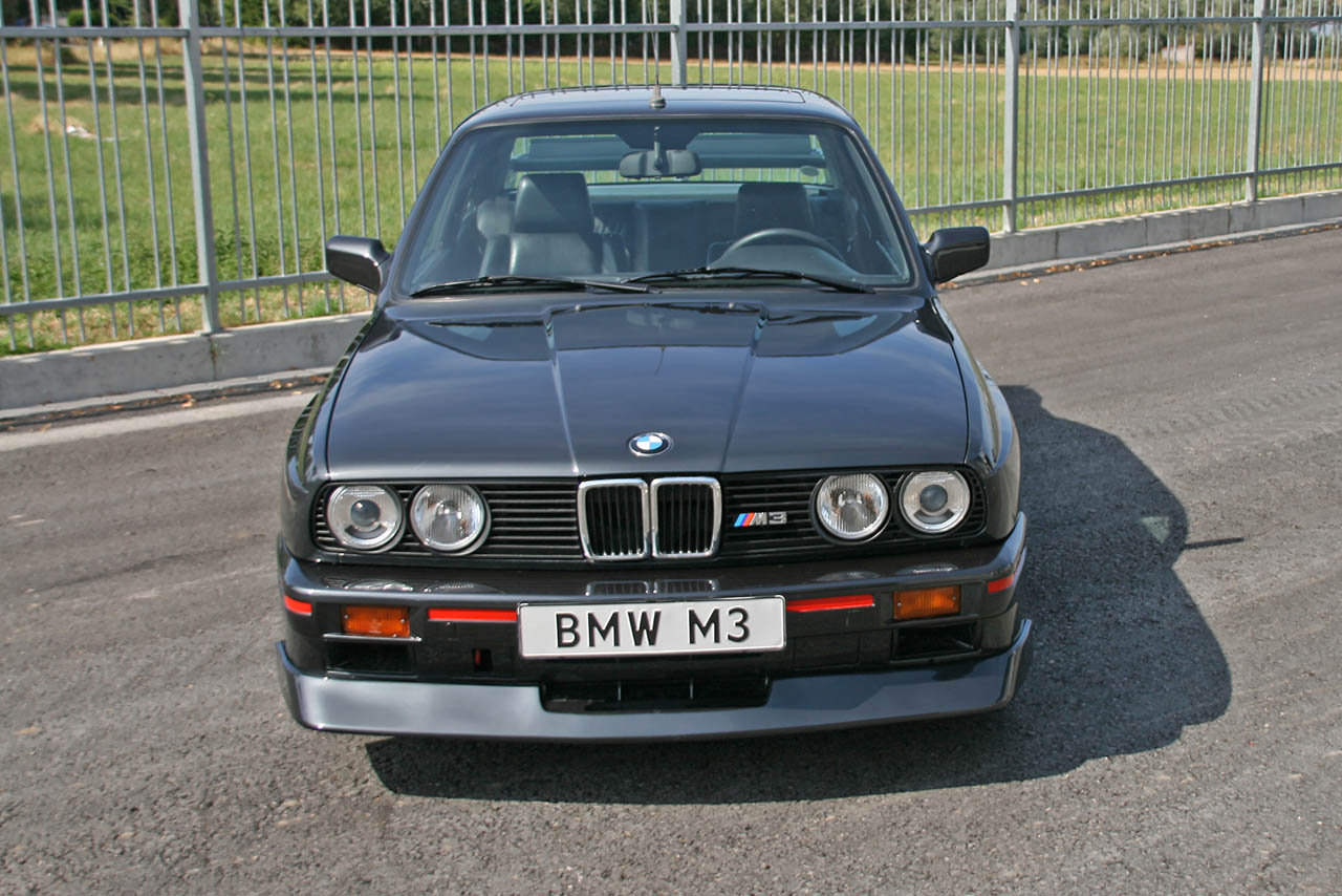 1986 BMW E 30 M 3 For Sale (picture 2 of 6)