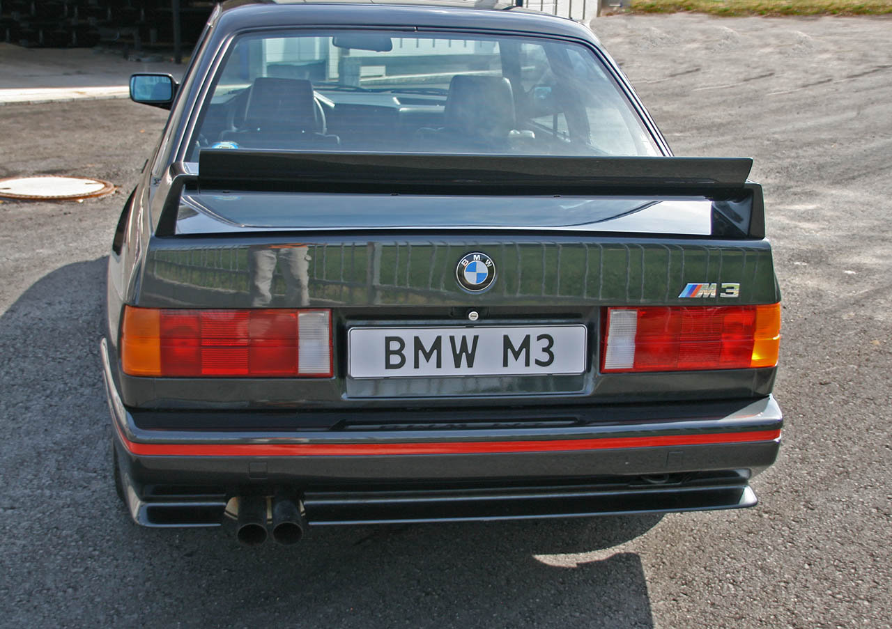 1986 BMW E 30 M 3 For Sale (picture 3 of 6)