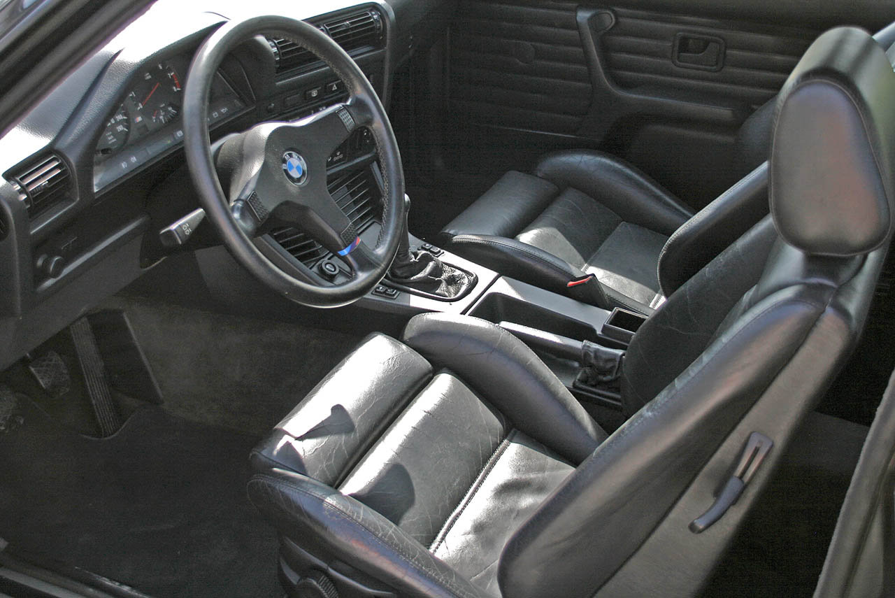 1986 BMW E 30 M 3 For Sale (picture 5 of 6)