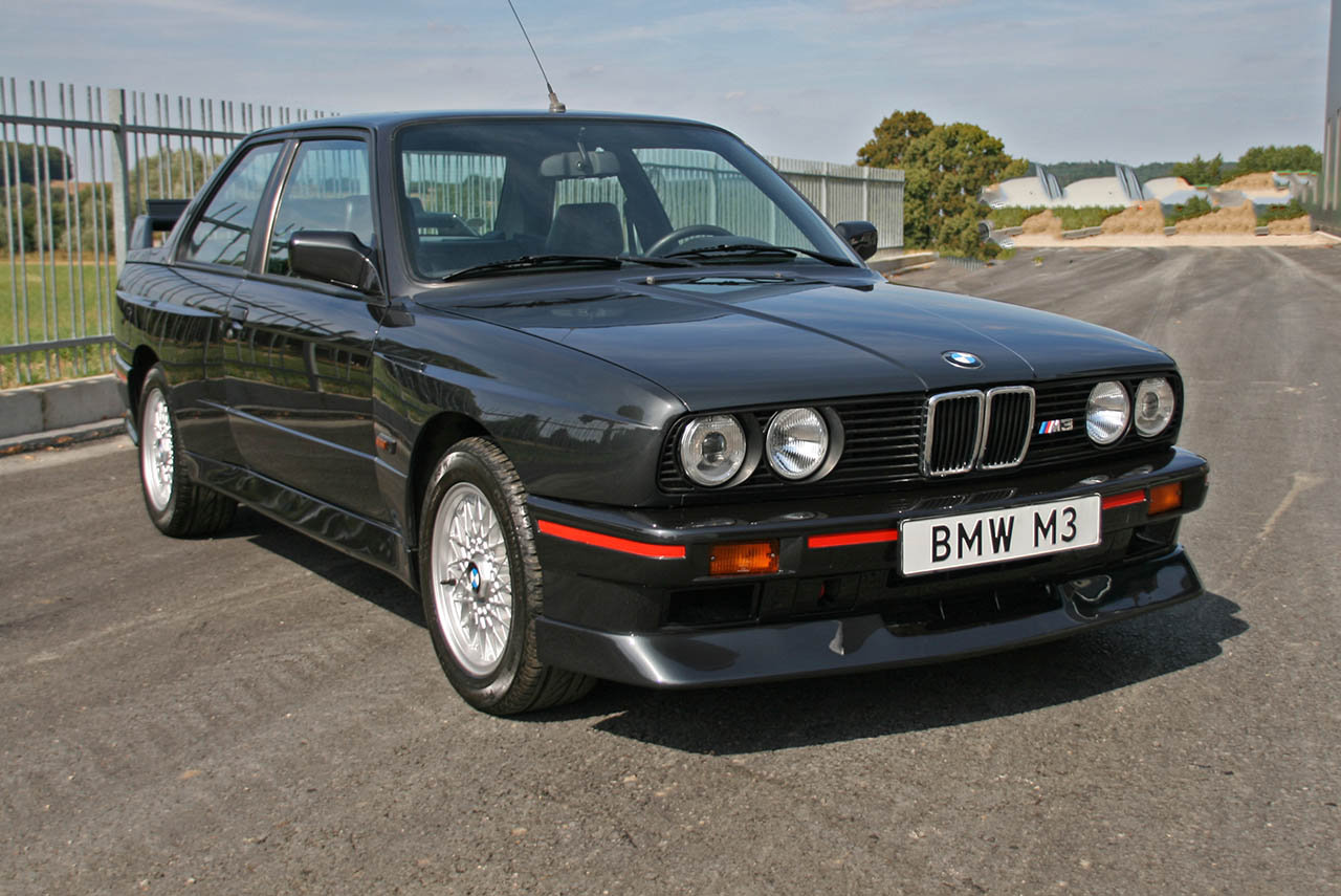 1986 BMW E 30 M 3 For Sale (picture 1 of 6)