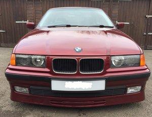 1995 BMW E36- Alpina B3 3.0 Auto Switchtronic