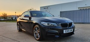 2015 Stunning BMW M235i with low miles and FSH for sale