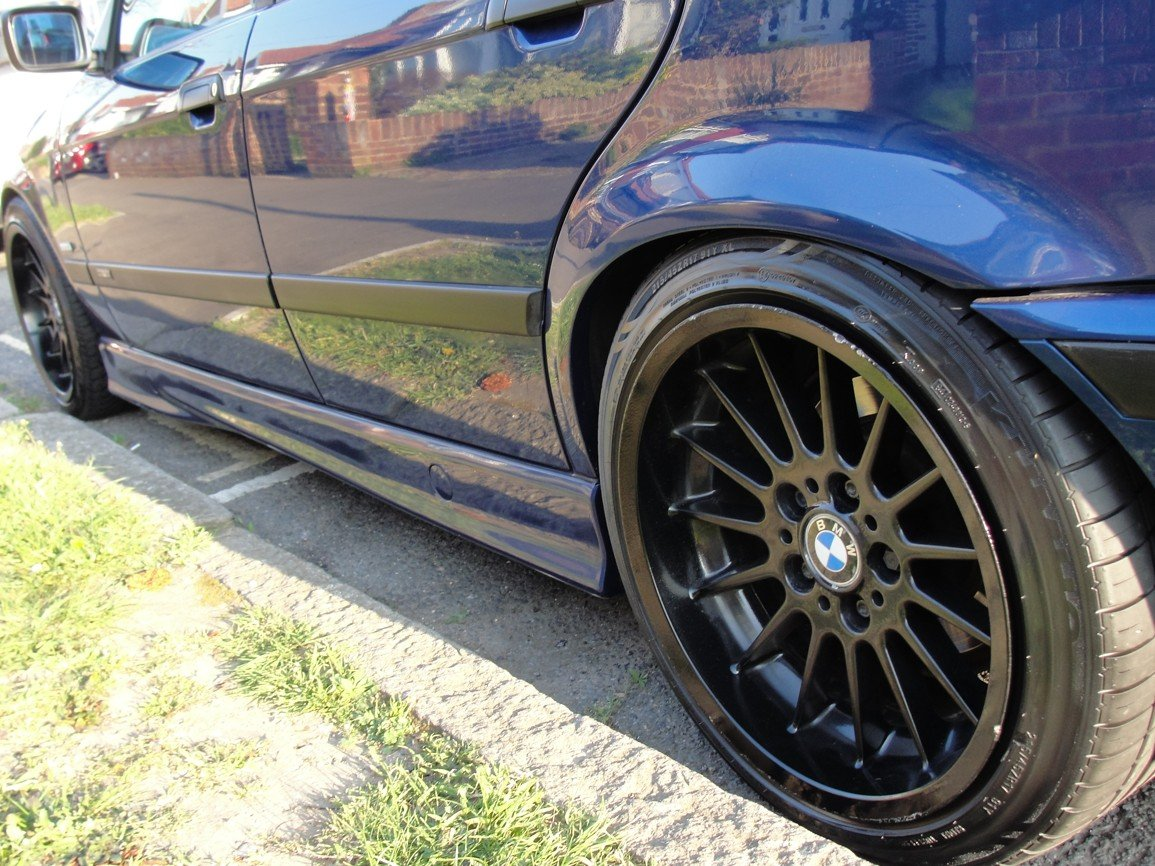 1999 BMW e36 Touring M Sport Avus Blue For Sale (picture 4 of 6)