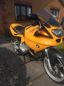 1999 BMW R1100S GREATLY UPGRADED