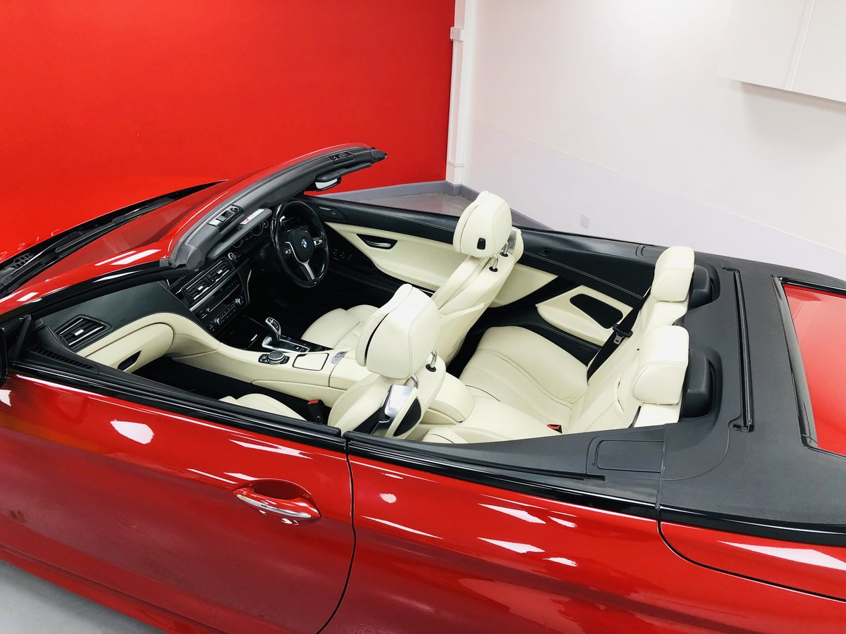 2015 BMW 650i MSport Individual Convertible V8 Twin Turbo For Sale (picture 4 of 6)