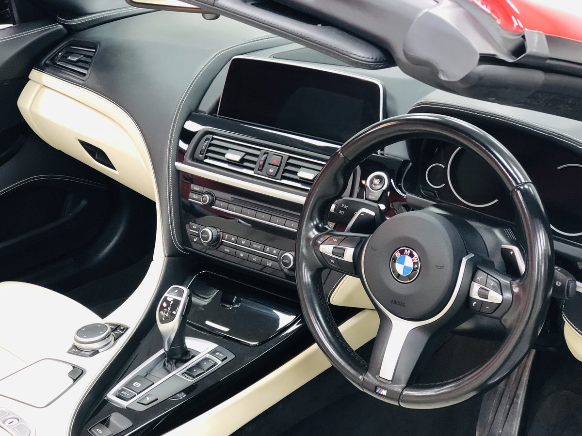 2015 BMW 650i MSport Individual Convertible V8 Twin Turbo For Sale (picture 5 of 6)
