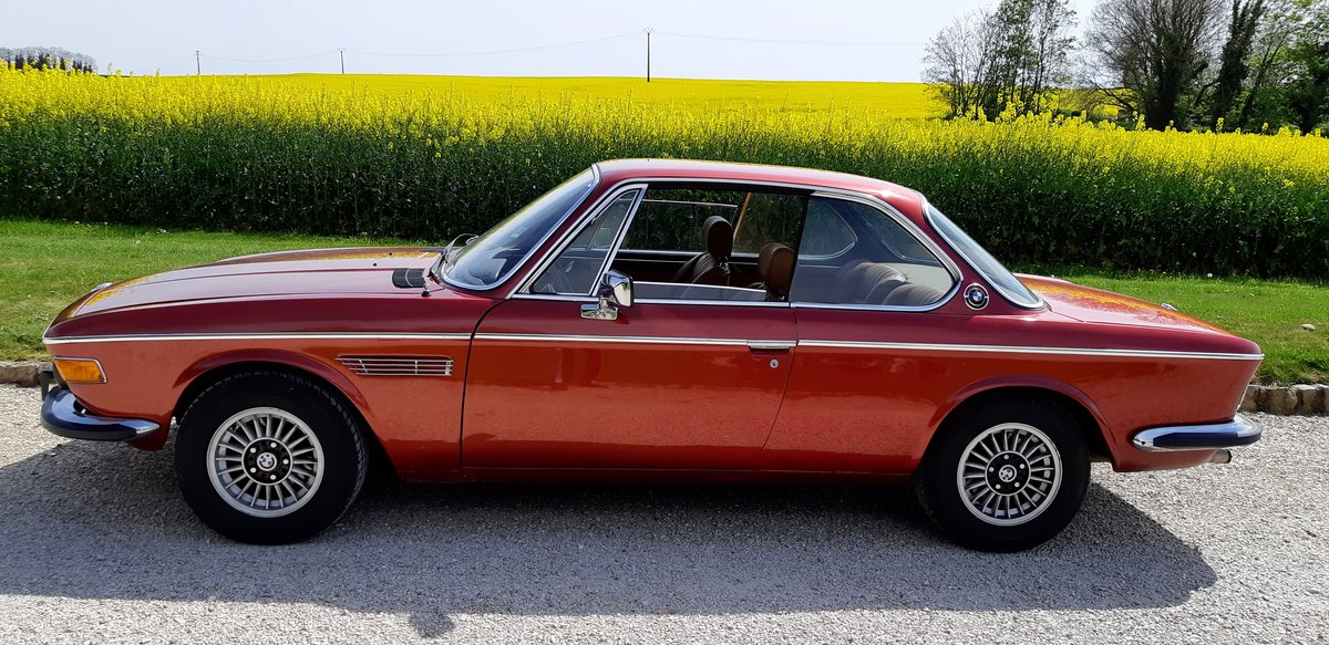 1975 LHD 3.0 CS E9 For Sale (picture 1 of 6)