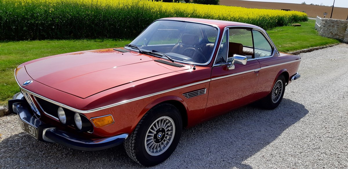 1975 LHD 3.0 CS E9 For Sale (picture 6 of 6)