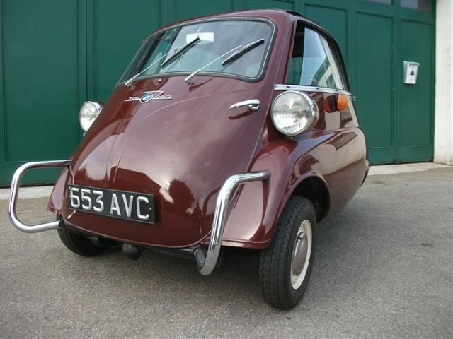 1962 BMW Isetta 300 SOLD (picture 1 of 6)