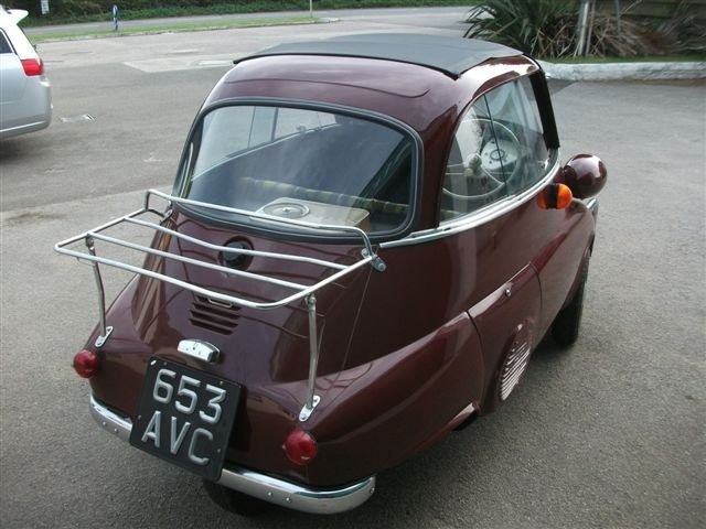 1962 BMW Isetta 300 For Sale (picture 2 of 6)