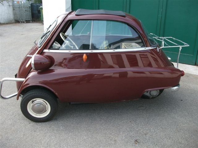 1962 BMW Isetta 300 SOLD (picture 3 of 6)