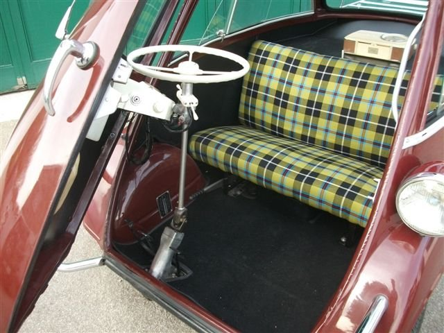 1962 BMW Isetta 300 For Sale (picture 4 of 6)