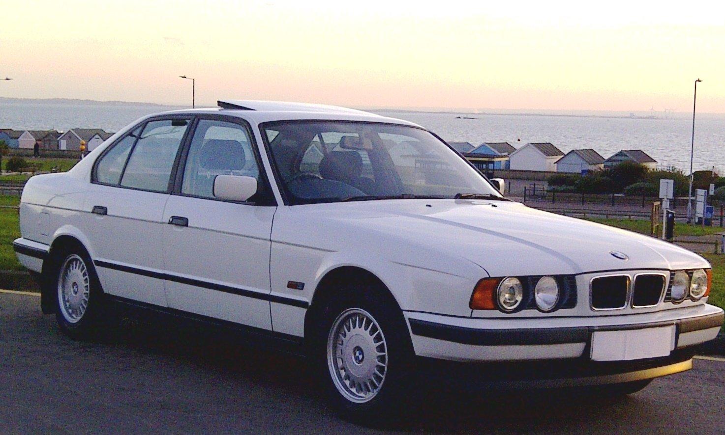 Classic 1994 BMW E34 525i Auto 65000 miles For Sale (picture 2 of 6)