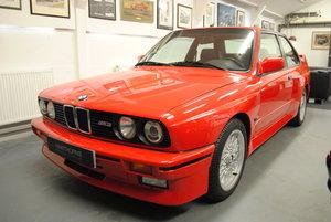 1990 BMW E30 M3 215BHP For Sale