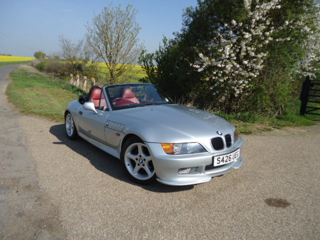 1998 ONLY 18775 Miles, Z3, High Spec. For Sale (picture 1 of 6)