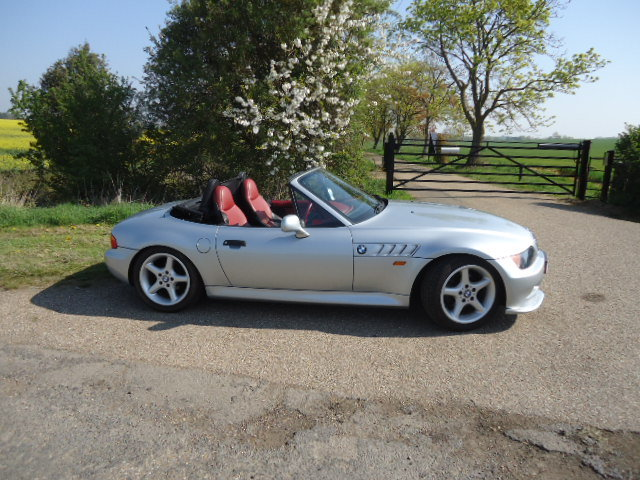 1998 ONLY 18775 Miles, Z3, High Spec. For Sale (picture 2 of 6)
