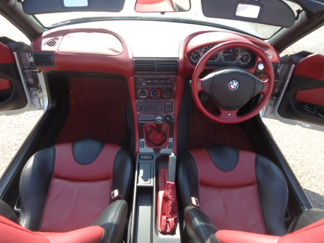 1998 ONLY 18775 Miles, Z3, High Spec. For Sale (picture 3 of 6)
