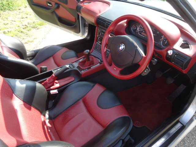 1998 ONLY 18775 Miles, Z3, High Spec. For Sale (picture 4 of 6)
