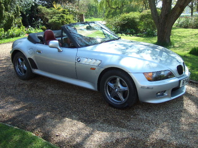 1997 BMW Z3 2.8i Roadster automatic only 33500 miles For Sale (picture 1 of 6)