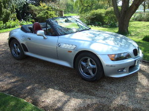 1997 BMW Z3 2.8i Roadster automatic only 33500 miles For Sale