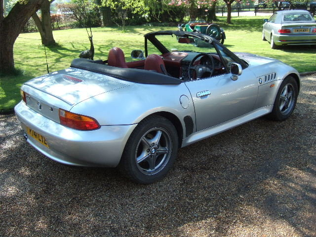 1997 BMW Z3 2.8i Roadster automatic only 33500 miles For Sale (picture 2 of 6)